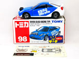 Tomica #98 Toyota Celica Racing Type