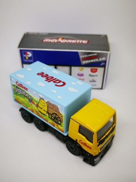 Majorette 1:64 Scale Hong Kong Exclusive Calbee Potato Chips Mans Truck