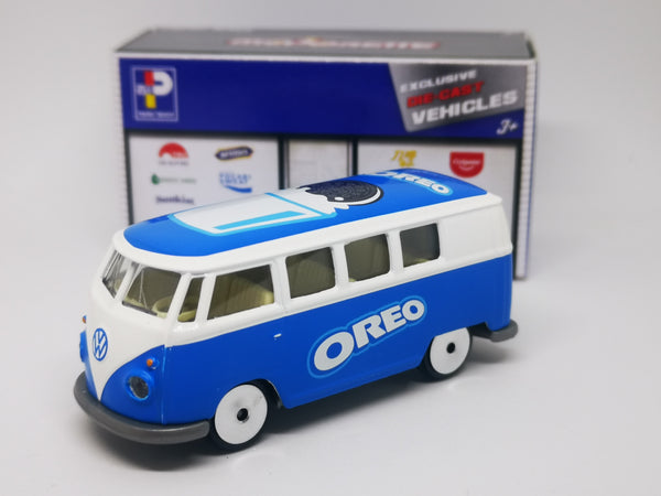 Majorette 1:64 Scale Hong Kong Exclusive Oreo VW T1