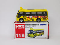 Tomica No.118 Toyota Coaster Kindergarten Bus
