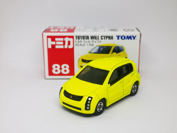 Tomica No.88 Toyota WiLL Cypha
