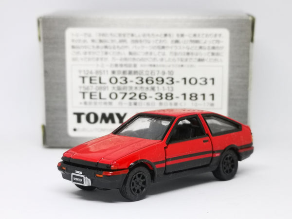 Tomica Limited Toyota AE86 Trueno Red
