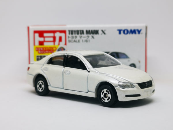 Tomica No.72 Toyota Mark X