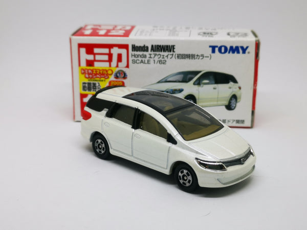Tomica #112 Honda Airwave 1st edition