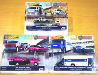 Hotwheels Team Transporter J case