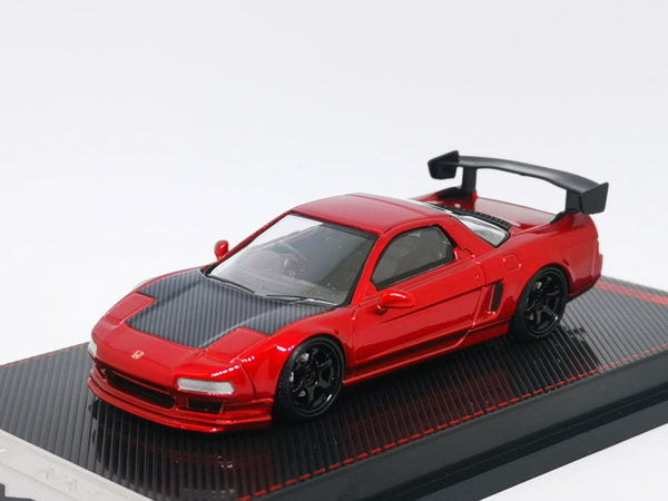 Ignition Model 1:64 Scale Honda NSX NA1 Red Metallic