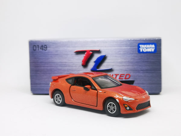 Tomica Limited No.149 Toyota 86