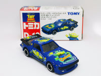 Disney Tomica D19 Mazda RX-7 Racing Little Green Men