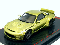 Ignition Model 1:64 Scale Mazda RX7 FD3S Green Metallic