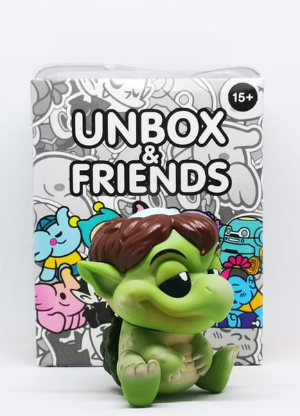 Unbox Industries Wave 2 Frekkie