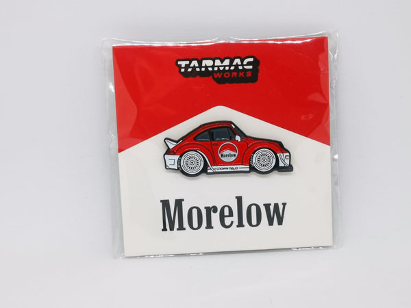 Tarmacworks Porsche 993 RWB Morelow Pin Badge