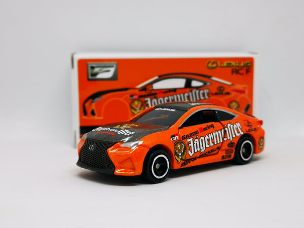 Tomica Jagermeister Lexus RC F