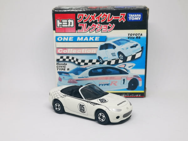 Tomica One Make Race Collection Mazda MX-5 Roadster NC Blue