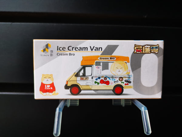 Tiny #60 Hong Kong Ice Cream Van Cream Bro