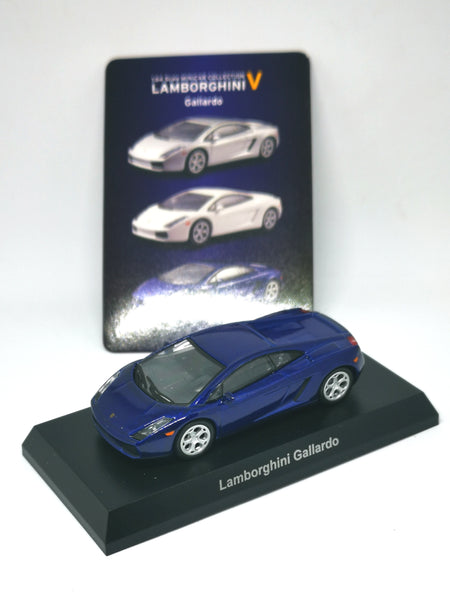 Kyosho 1:64 Scale Minicar Collection Lamborghini V Lamborghini Gallardo