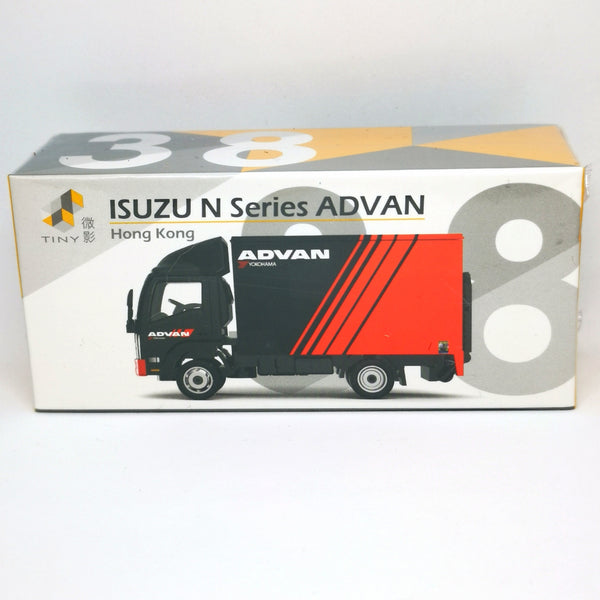 Tiny Hong Kong Exclusive Isuzu N Series Advan