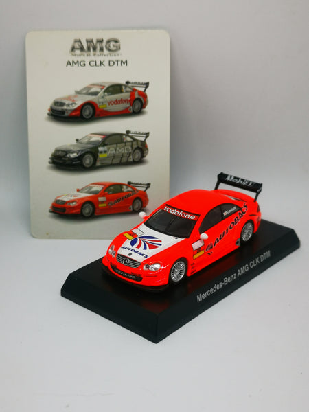 Kyosho 1:64 Scale Minicar Collection Mercedes-Benz AMG CLK DTM