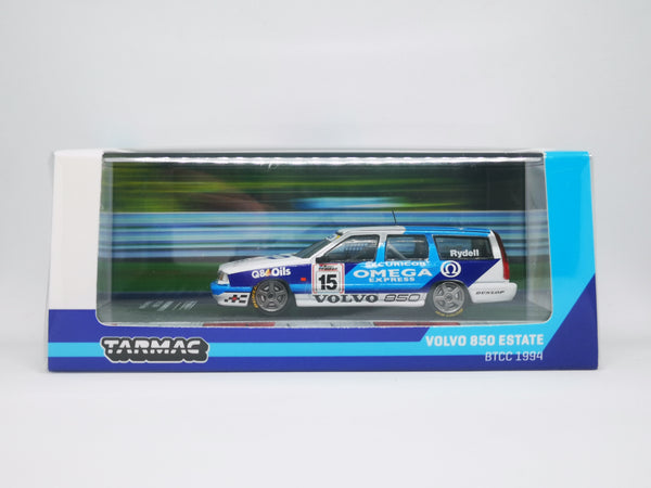 Tarmacworks Scale 1:64 Volvo 850 estate BTCC 1994