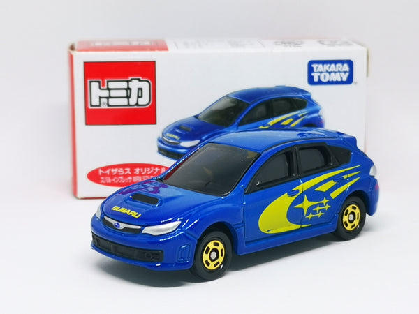 "Tomica Toys""R""us Exclusive Subaru WRX Sti Rally"
