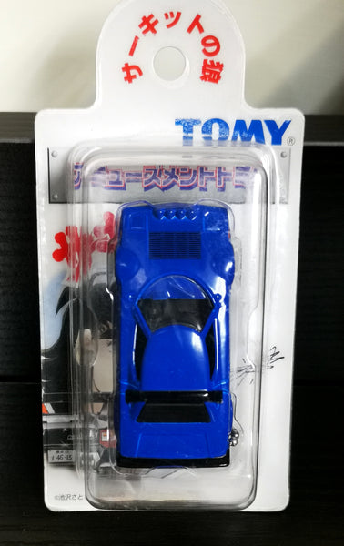 Tomica 1:64 Scale Comic The Circuit Wolf Lancia Stratos