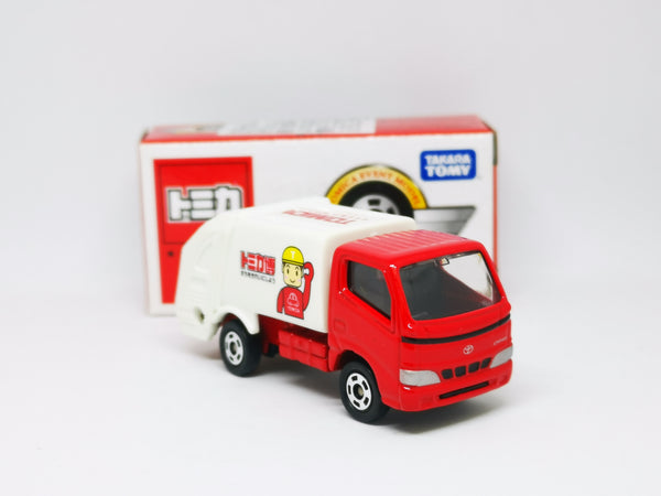 Tomica Event Model #2 Toyota Dyna Refuse Truck