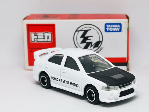 Tomica Event Model #6 Mitsubishi Lancer Evolution VI