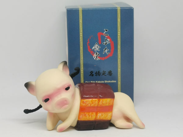 Too Cheap Art x Bld Toys One Bite Kabuta Shokudou  Dung Dung