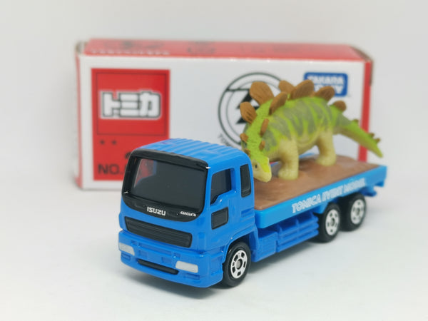 Tomica Expo Event Model NO. 26 Isuzu GIGA Dinosaur Transporter