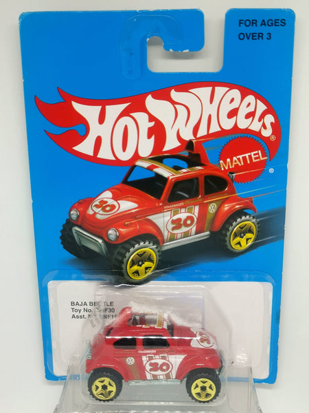 Hot Wheels 2016 retro Volkswagen Baja Beetle