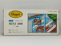 Made In Japan Diapet 1:35 Mini Cooper 1000 Blue
