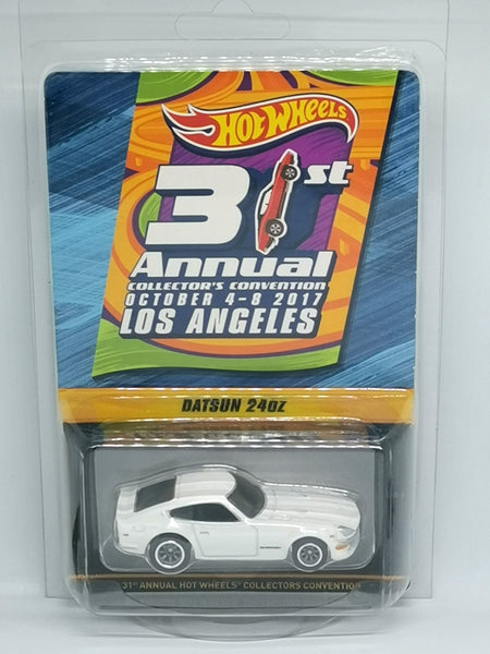 Hot Wheels 31th LA Convention Datsun 240Z (Not For Sale)