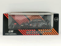 CM Model Mitsubishi Lancer Evolution IX EVO9 Rally Art Black