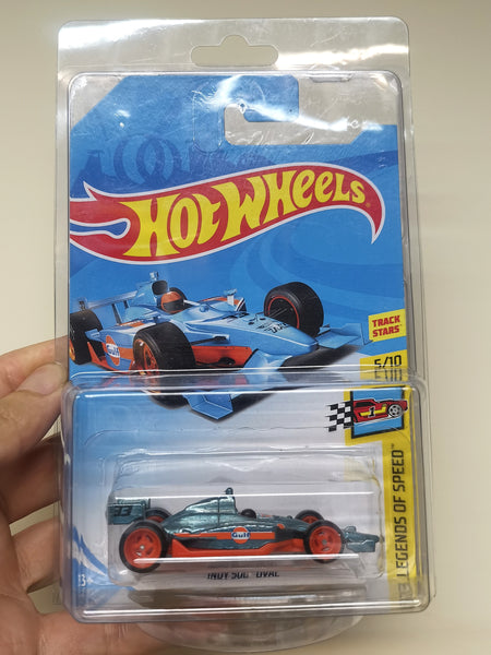 Hot Wheels Super Treasure Hunt INDY 500 Oval Gulf