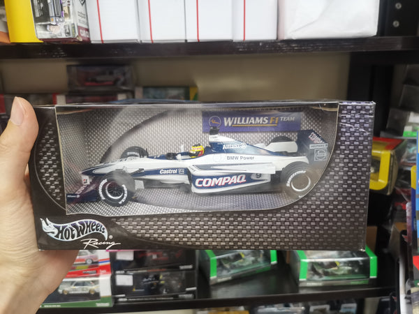Hot Wheels Racing 1:24 Williams F1 Team