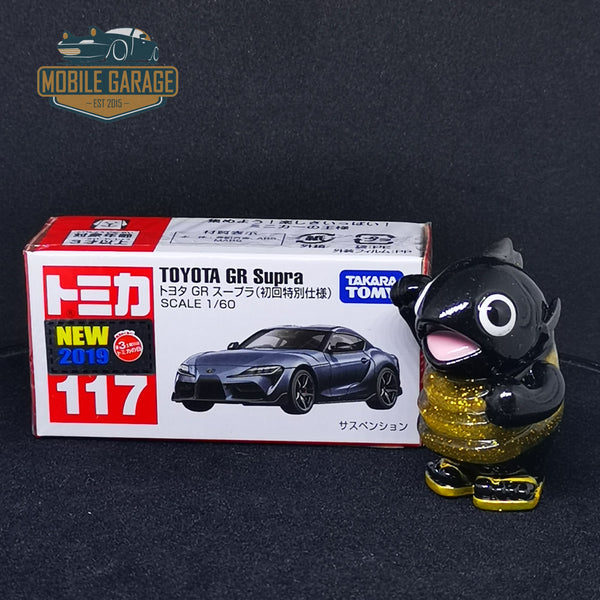 TOMICA #117 Toyota GR Supra 1:60 SCALE NEW IN Box