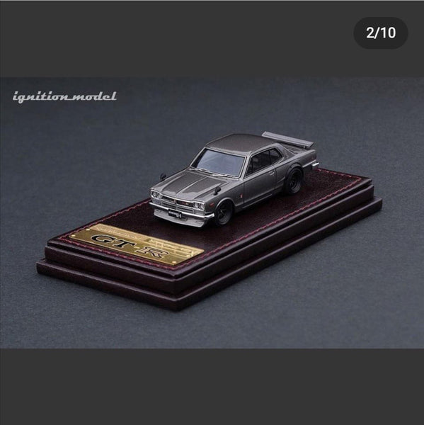 Ignition Model 1:64Scale High End Resin Nissan Skyline 2000 GT-R