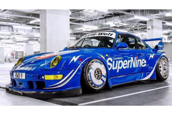 GT Spirit 1:18 Scale Porsche RWB 993 Super Nine