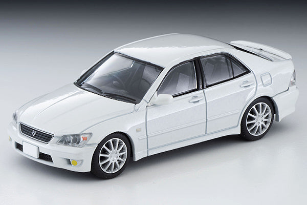 Tomica Limited Vintage Neo LV-N227a Toyota Altezza RS200 L Edition White