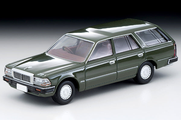 Tomica Limited Vintage Neo LV-N223a Nissan Cedric Van Japan Self-Defense Force Business Vehicle No. 1
