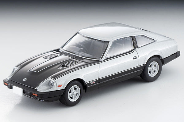 Tomica Limited Vintage Neo LV-N236a Nissan FairladyZ-T Turbo 2by2 (Silver/Black)