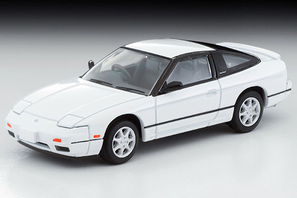 Tomica Limited Vintage Neo LV-N235b Nissan 180SX TYPE-II (white)