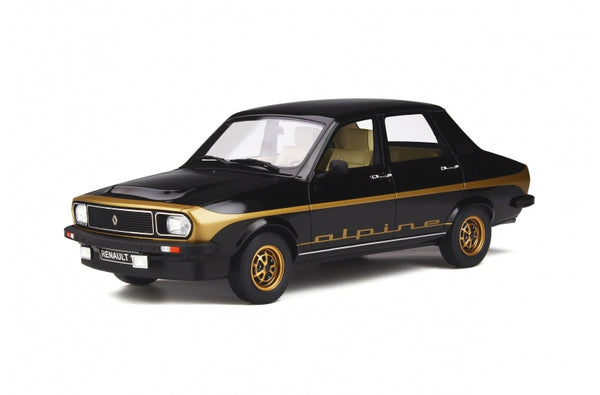 Ottomobile 1:18 Scale Renault 12 Alpine
