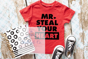 Mr Steal Your Heart-Youth