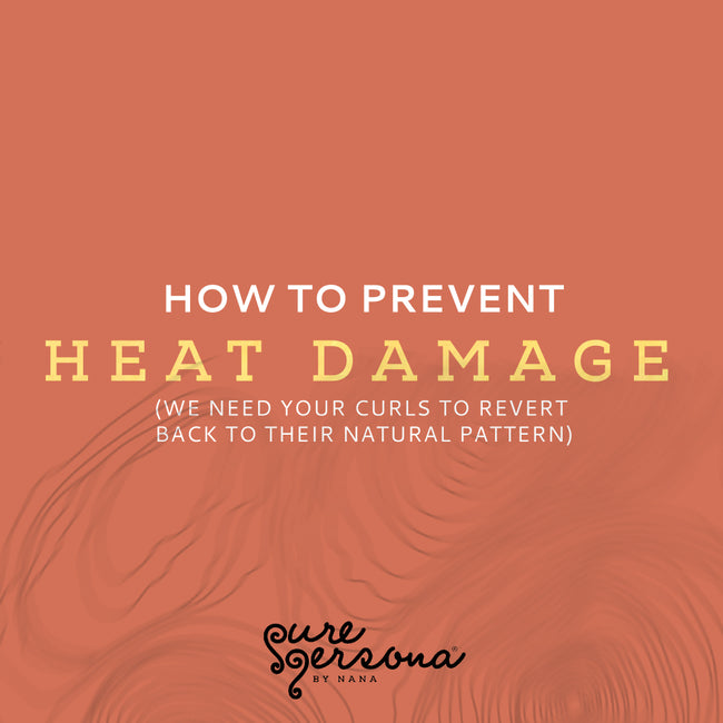 3 Ways To Prevent Heat Damage To Your Curls