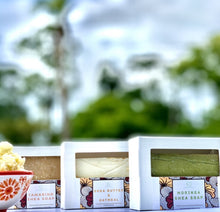 Load image into Gallery viewer, Shea Butter Soap Bundle