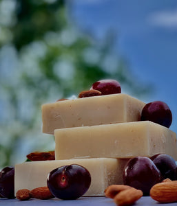 Osu Cherry Almond Natural Soap
