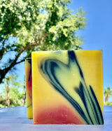 Obuasi Gold Bar Soap - naturesbeautibar