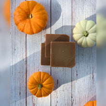 Load image into Gallery viewer, Anokye Pumpkin Spice Natural Soap