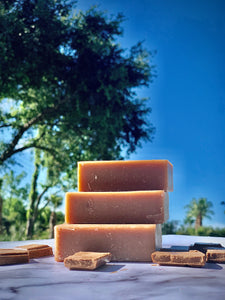 Ashanti Chocolate Natural Soap Bar