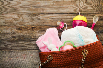 The Essential Nappy Bag Checklist for New Mums
